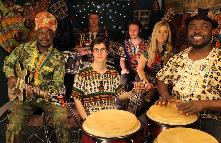 AfrikBawantu band